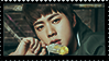 Jin (BTS) Stamp - You Never Walk Alone by SugaSweag