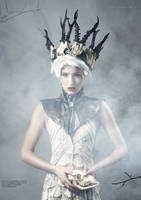 Torn VI for Dark Beauty Magazine by Michelle-Fennel