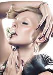Carolin for Style-ology magazine