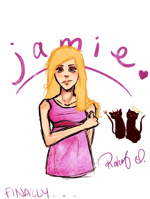 jamie by xxhopelessromantic