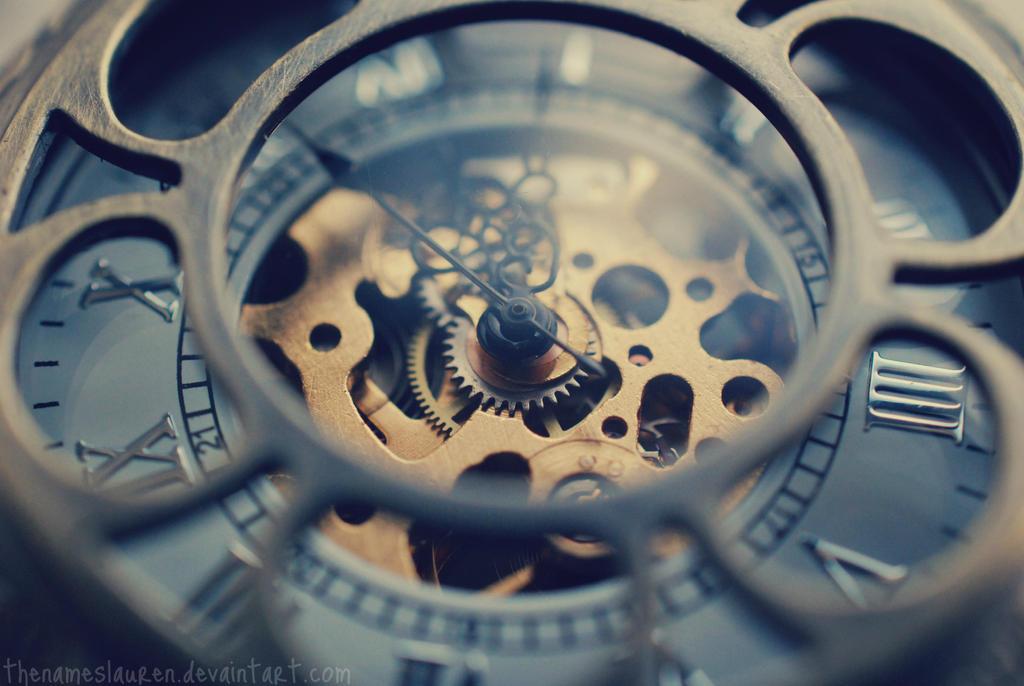 timeless. by TheNamesLauren