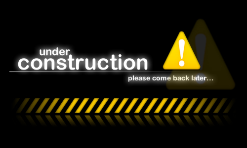 Under construction, come back later...