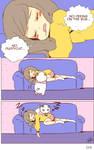 Girl Comic Bee Puppycat Bee And Puppycat Sleep Tal