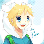 Finn~Adventure Time