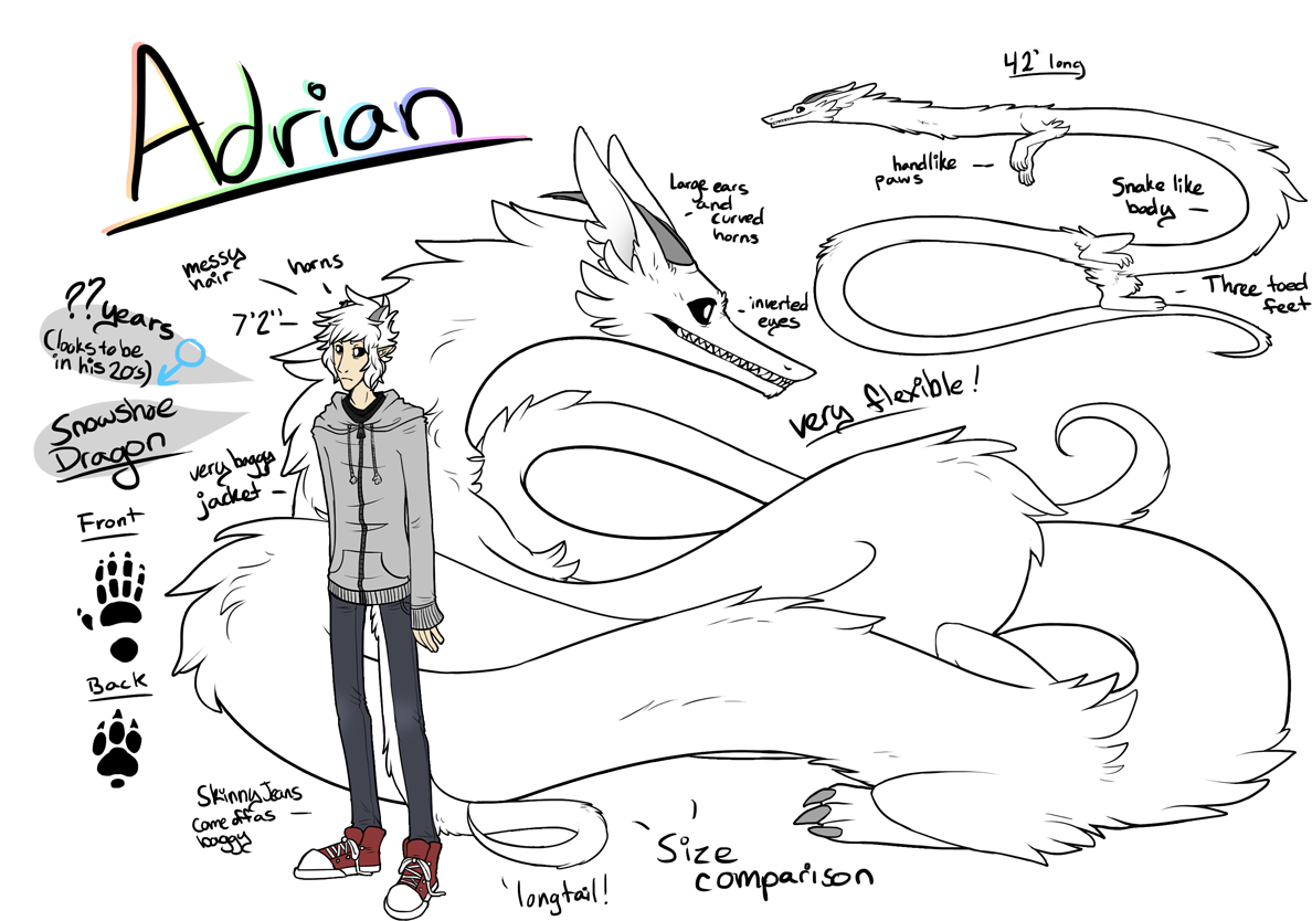 Adrian by KingNeroche