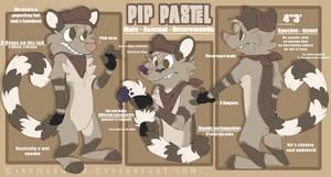 Pip Pastel.