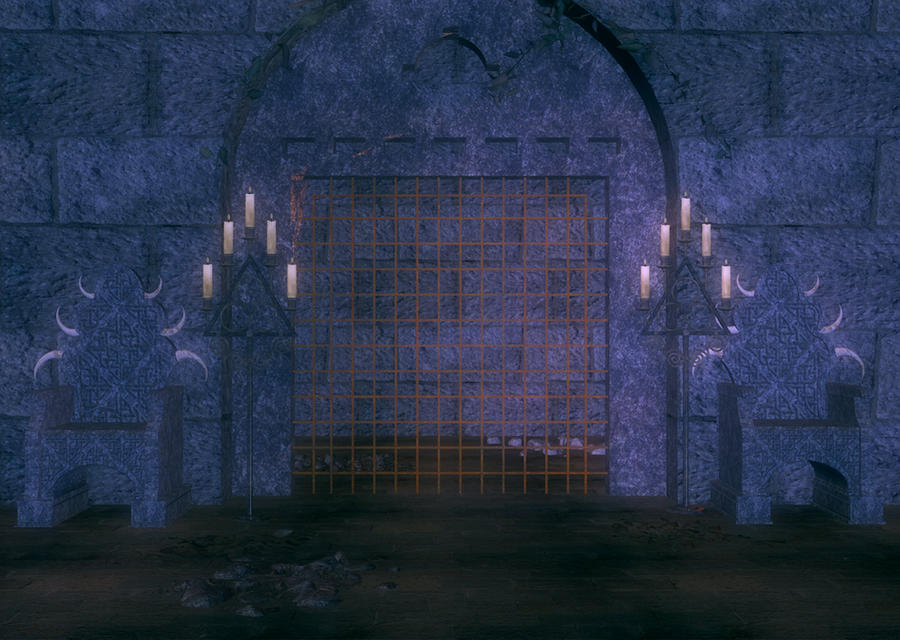 The Dungeon Background By Lil Mz On Deviantart