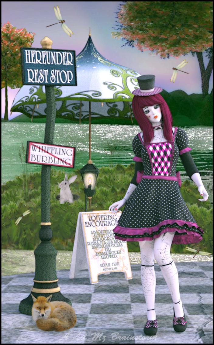 Ida Rest Stop By Lil Mz by Lil-Mz
