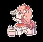 [Render #20] Chibi Miracle Nikki