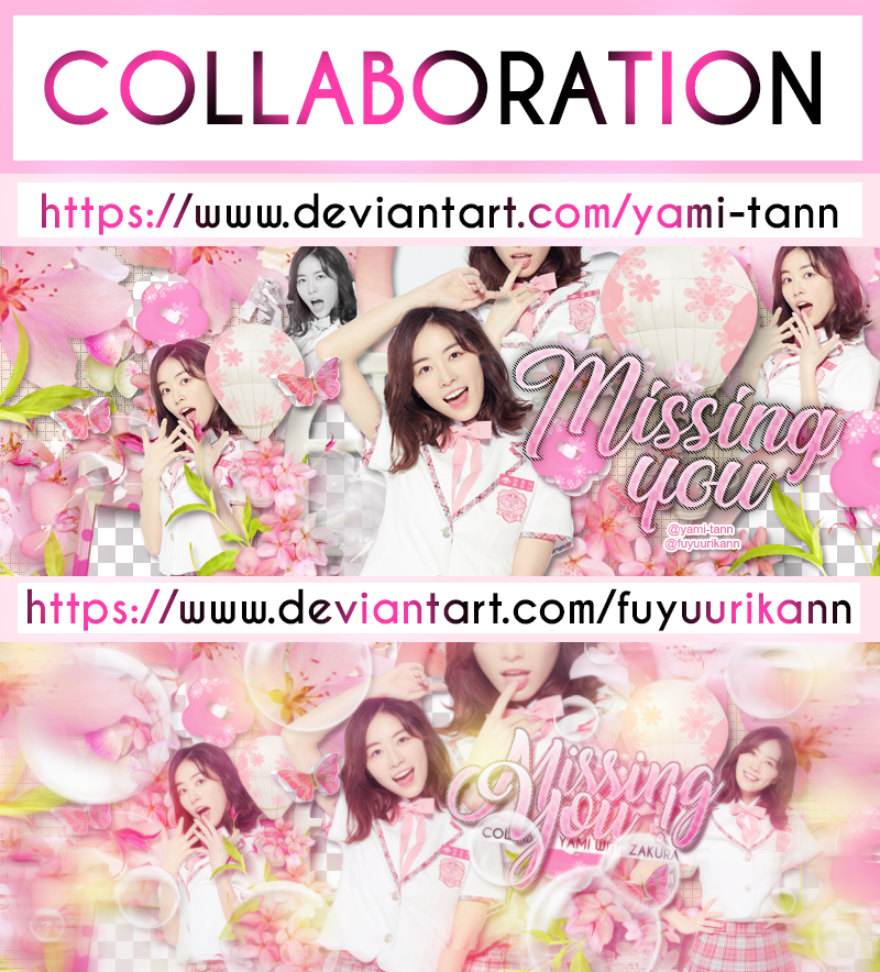 [Collaboration] Missing you