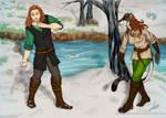 Snow Fight [C]