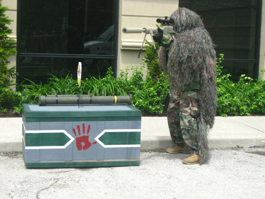 AN11 Modern Warfare 2 by animenorth2011