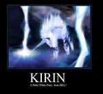 kirin poster by xXLucannXx