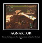 Agnaktor motiv poster by xXLucannXx