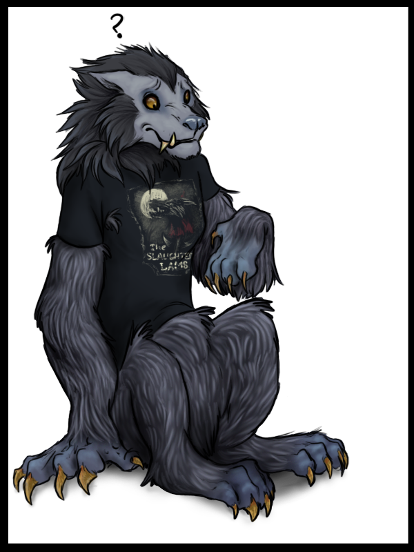 Werewolf in London by gothic180
