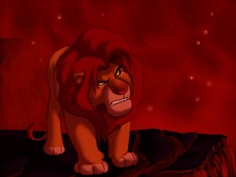 TLK Art Jam -Simba- by gothic180