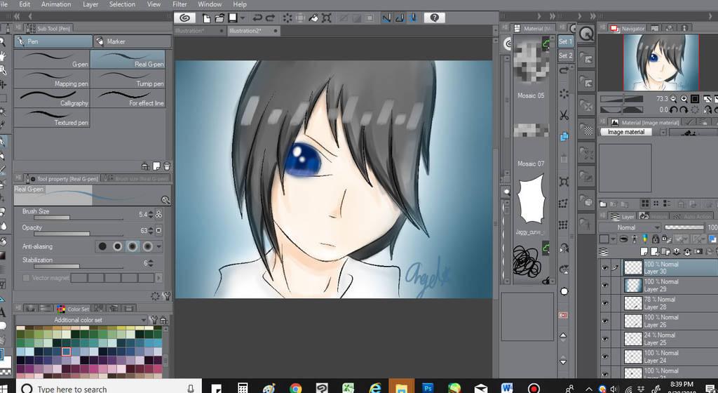 Riku Ageha by Konokaru