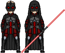KOTOR 3 - Darth Sarrow by ZEROresolution