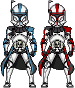 Phase 1 ARC trooper by ZEROresolution