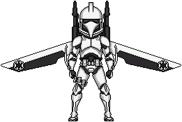 Clon Jet Trooper by ZEROresolution