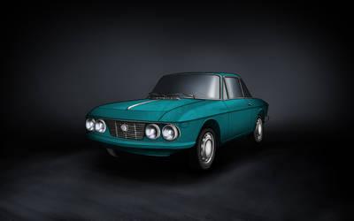 Lancia Fulvia by AndrewDro