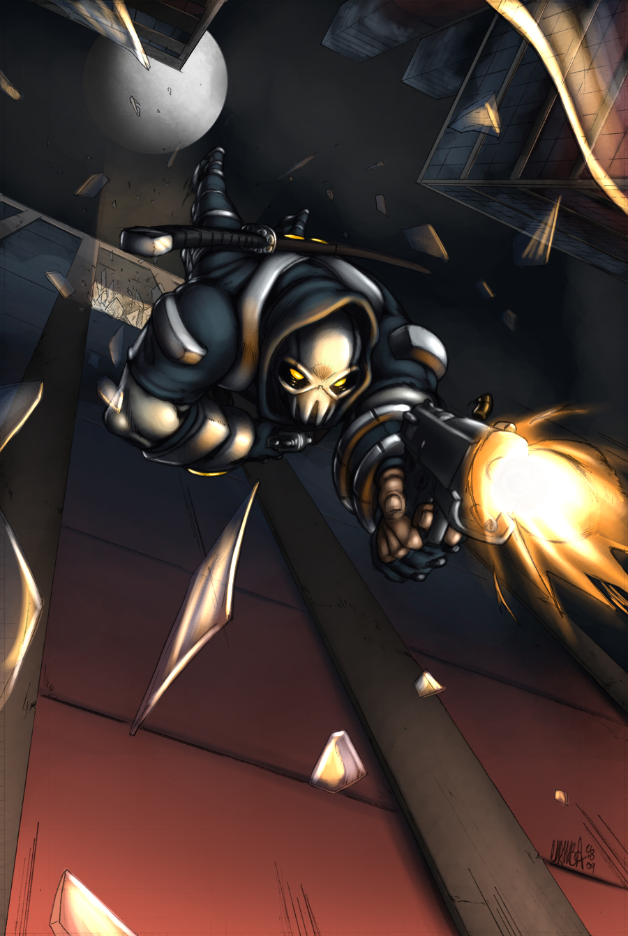 Characters Taskmaster_by_lastscionz_by_ZEROresolution
