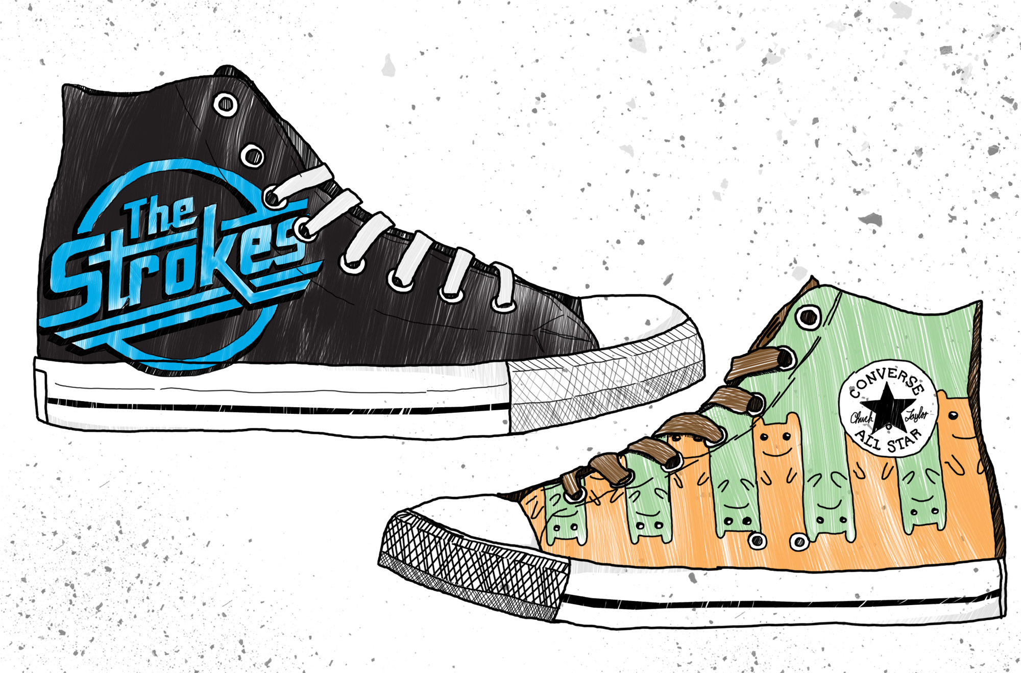 converse design