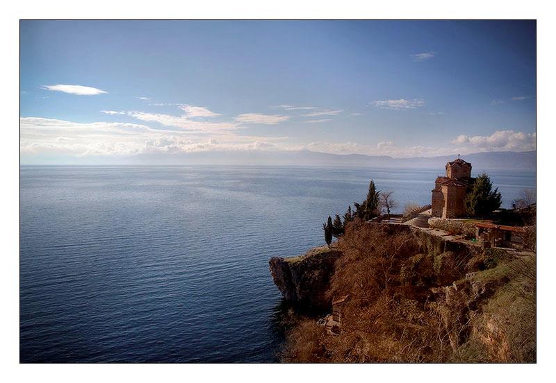 Lake Ohrid V by jonybravo