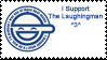 Laughingman stamp by Myshfelk