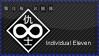 IndividualEleven stamp redo by Myshfelk