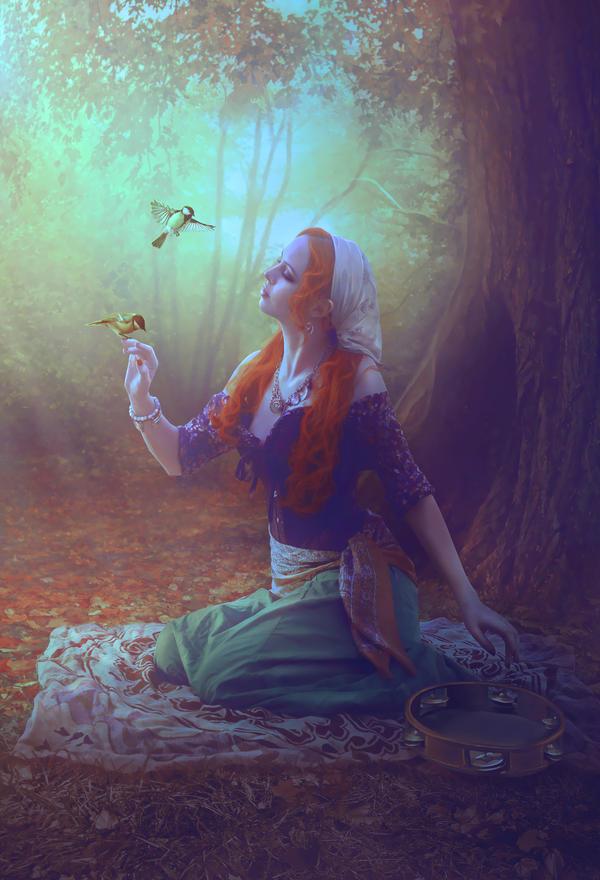 Gypsy by obereg