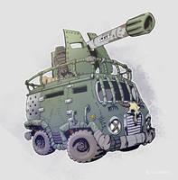 War-Van