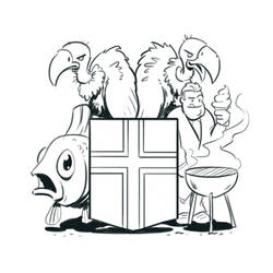 New crest for Iceland by madebydori