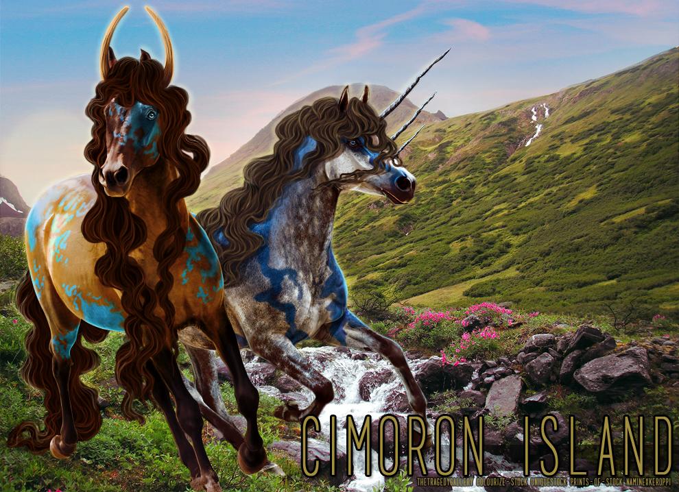 CIMORON ISLAND 2 by elegant--tragedy