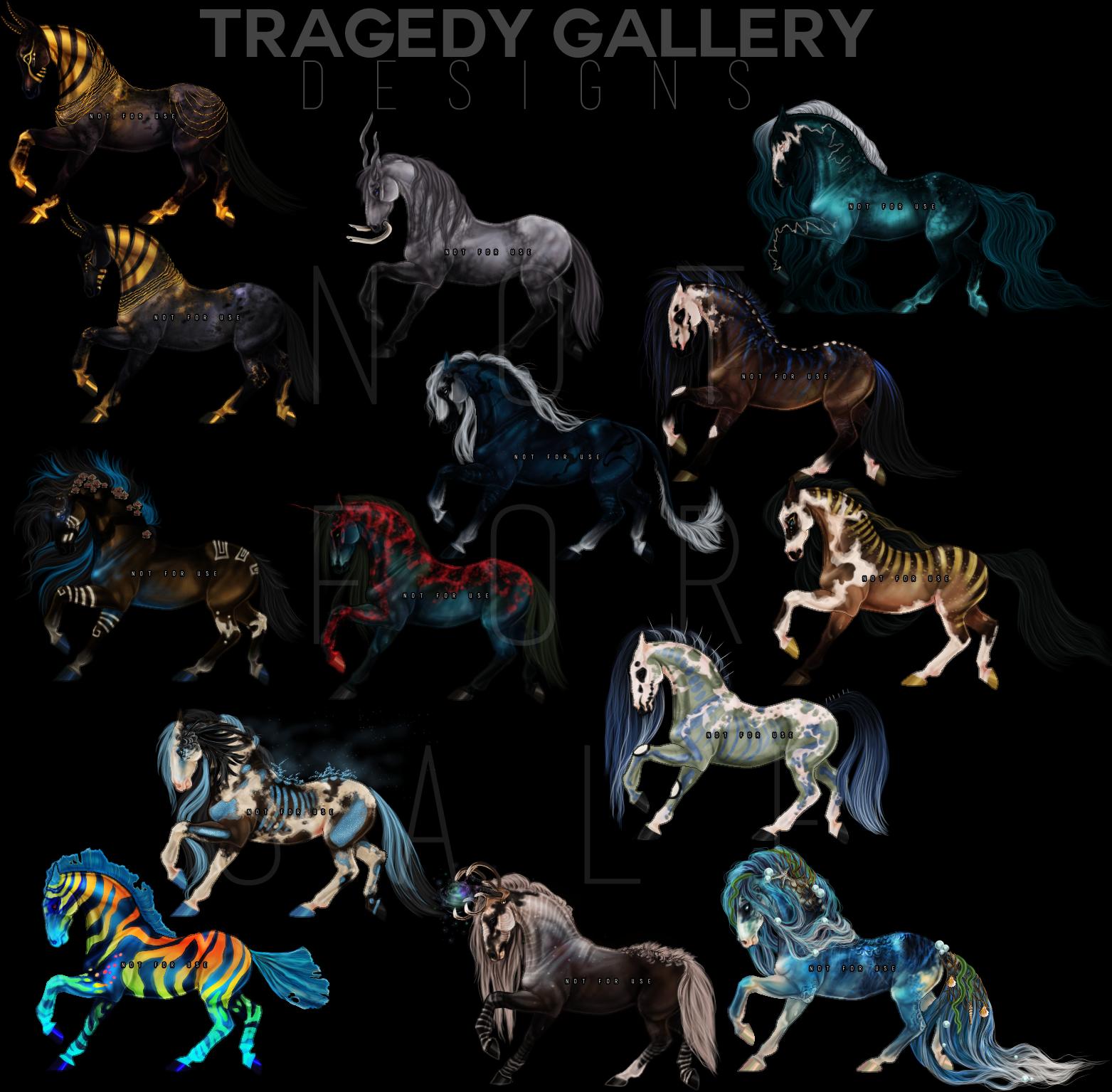 TRAGEDY GALLERY: ORIGINAL DESIGNS by elegant--tragedy