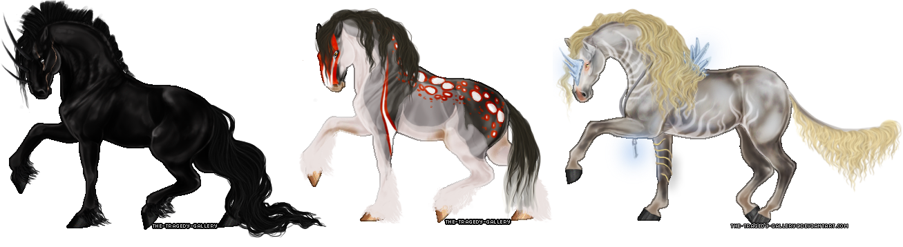 MINI-REFERENCES: COMMISSIONS by elegant--tragedy