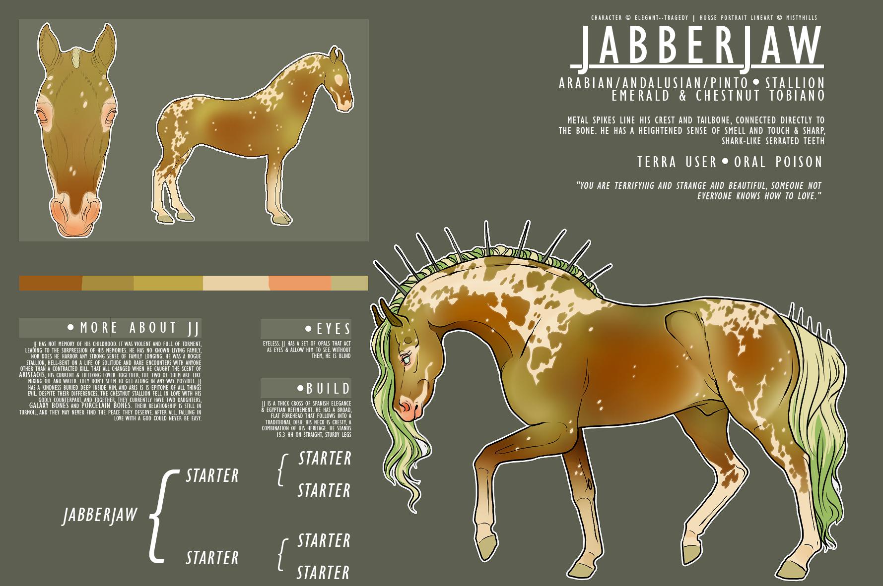 jabberjaw by elegant--tragedy
