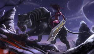 Warcraft Rayne by M1keN