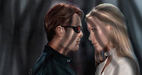 Scott and Emma by IvannaMatilla