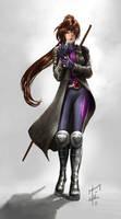 The new Gambit Girl??