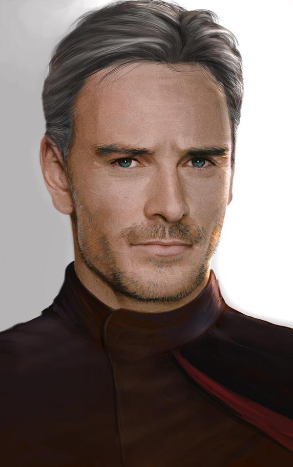 Magneto or Erik? by IvannaMatilla