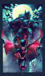 11 - Batman and Batwoman-Girl?