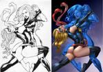 Ms Marvel vs Entity