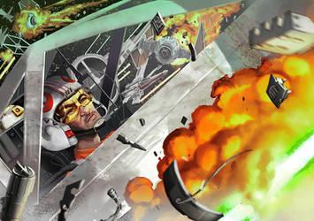Rogue Squadron 13 by IvannaMatilla