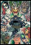 Batman Cornered
