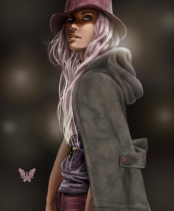 Storm Fashion by IvannaMatilla