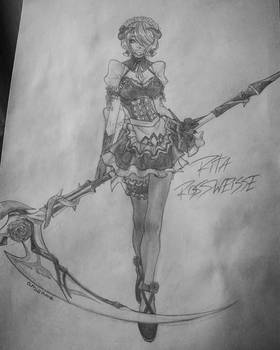 Rita Rosseisse - Honkai Impact 3