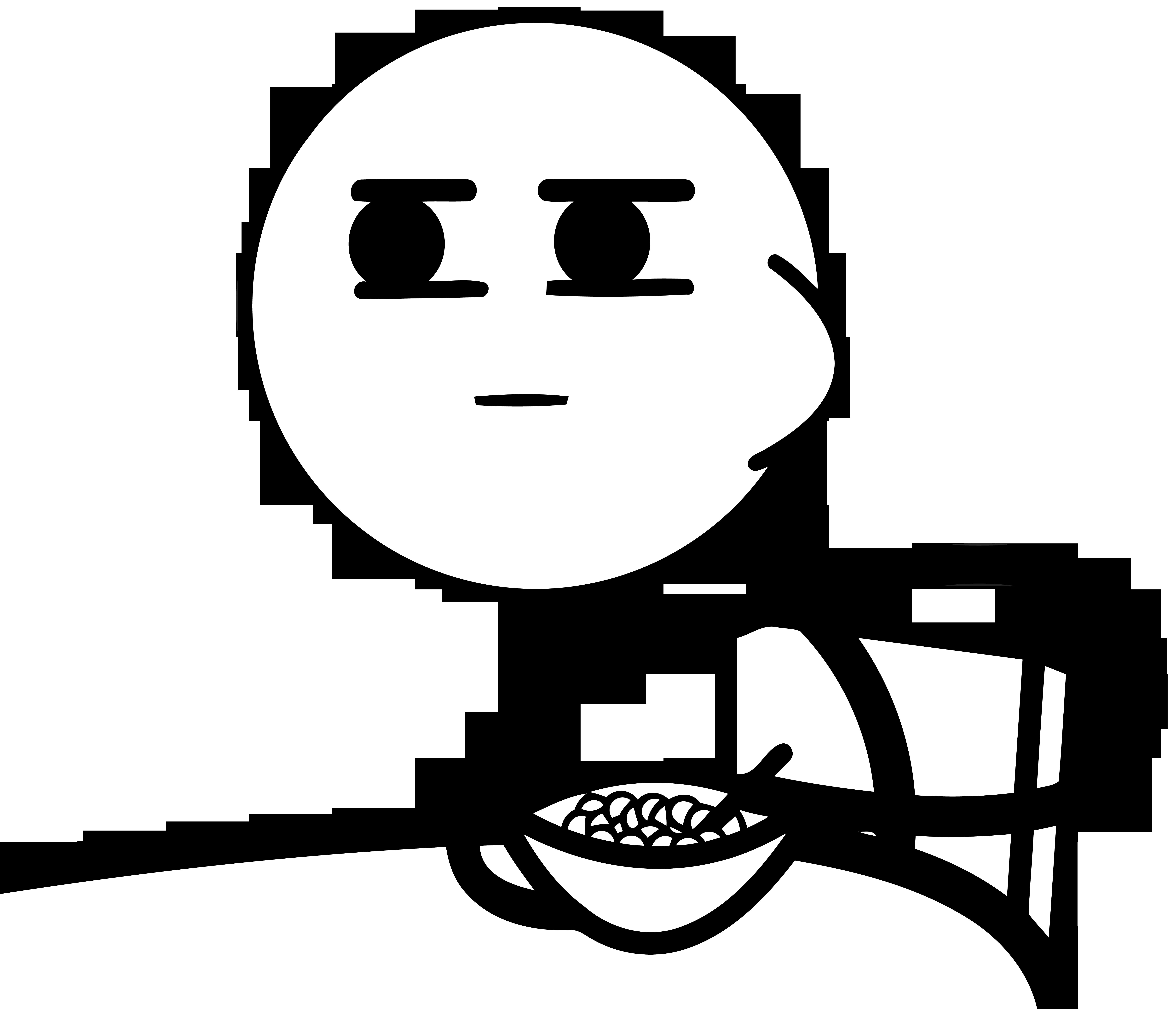 Cereal Guy Interested by Rober-Raik on DeviantArt