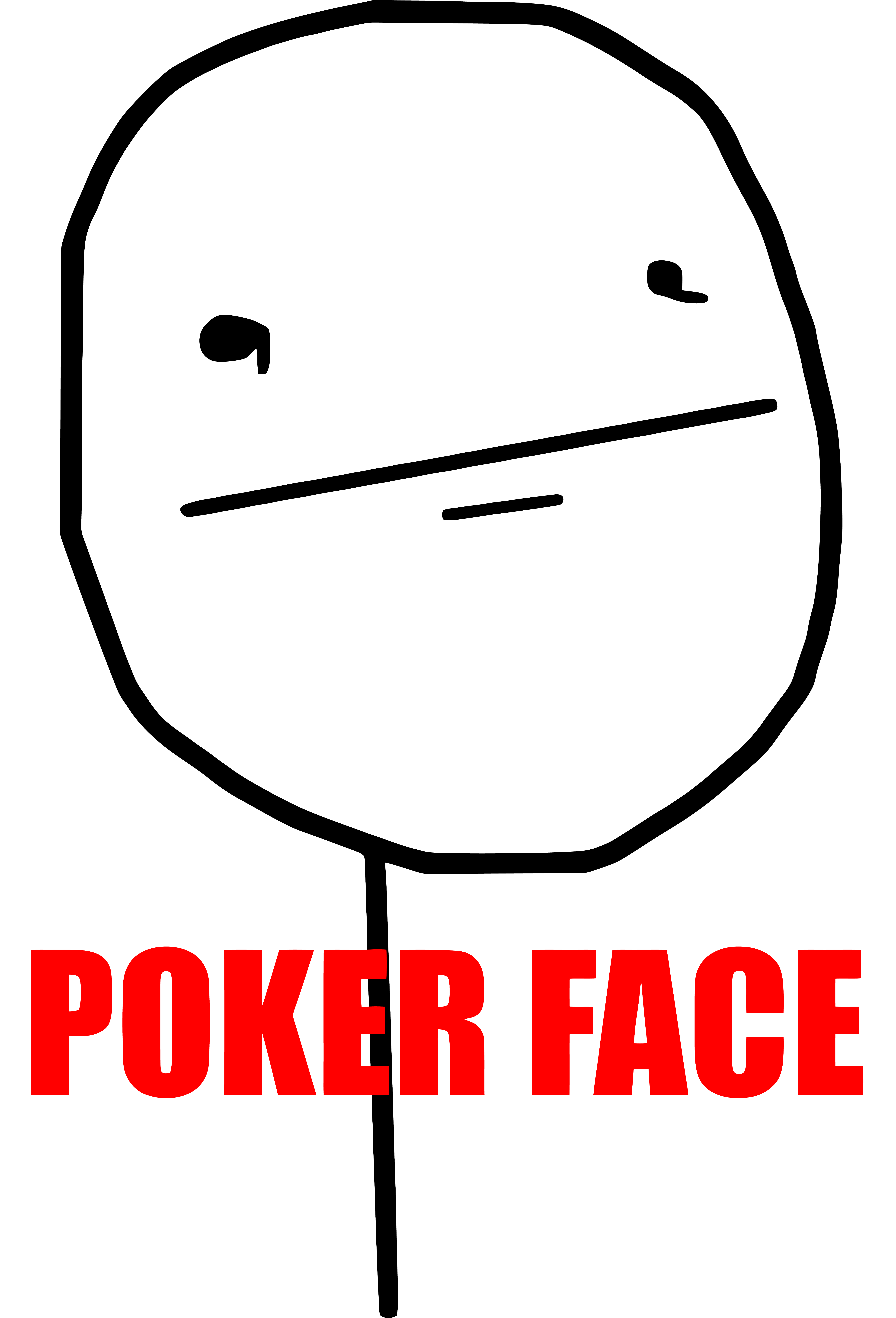 Poker Face by Rober-Raik