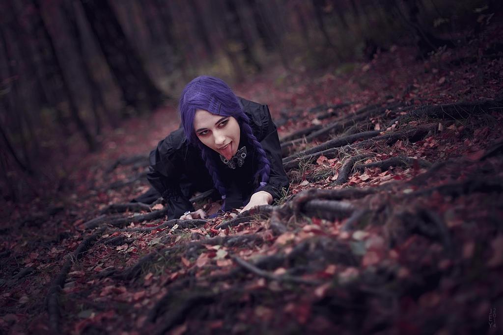Violet by Kero-tyan